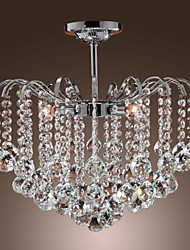 Chandelier ,  Modern/Contemporary Painting Feature for Crystal Metal Living Room Dining Room Kitchen