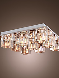 cheap -Ceiling Light Crystal Modern 9 Lights