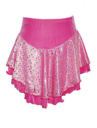 economico -Vestito da pattinaggio artistico Per donna Da ragazza Pattinaggio sul ghiaccio Gonne Pantaloni Con diamantini Prestazioni Esercitazione