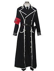 abordables -Inspirado por TrinityBlood Isaak Fernand Von Kampfer Animé Disfraces de cosplay Trajes Cosplay Retazos Manga Larga Chaqueta / Camisas /