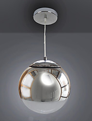 cheap -Max 40W Modern/Contemporary / Globe Mini Style Electroplated Pendant Lights Dining Room / Kitchen