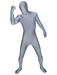 economico -Costumi zentai Tutina aderente Ninja Costumi Cosplay Tinta unita Lycra e Spandex Unisex Natale Halloween / Elevata elasticità