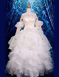 Недорогие -Вдохновлен Код Gease Euphemia Li Britannia Аниме Косплэй костюмы Косплей Костюмы Пэчворк Кофты Назначение Универсальные