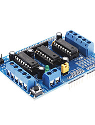 cheap -L293D Motor Driver Expansion Board Motor Control Shield (Blue)