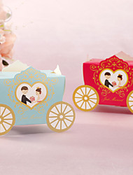 Criativo Papel de Cartão Suportes para Lembrancinhas Com Caixas de Ofertas
