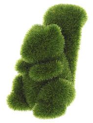 Недорогие -Трава Земля ручной белки животного с искусственным покрытием
