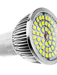 cheap -6W 500-550 lm GU10 LED Spotlight MR16 48 leds Warm White Cold White Natural White AC 100-240V AC 85-265V