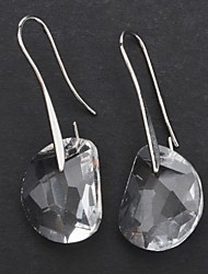 cheap -Women's Crystal Drop Earrings - Crystal For Party Daily