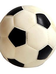 Недорогие -Экологические чистые пластиковые Футбол Тип Писк жевать игрушки для собак (диаметр 7 см)