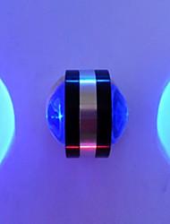 2 LED Intégré Moderne/Contemporain Plaqué Fonctionnalité for LED Ampoule incluse,Eclairage d'ambiance Applique murale