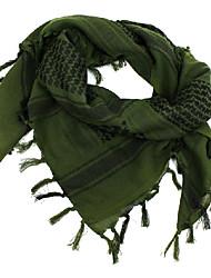 lenço de algodão pescoço impedindo-pó bisque ao ar livre, preto, cinza, vermelho, verde