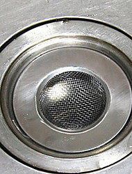 cheap -3.5cm Stainless Sink Garbage Strainer