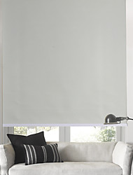 cheap -Room-Darkening Vinyl Roller Shade