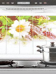 cheap -High Quality Kitchen Oil-Proof Sticker,Aluminum