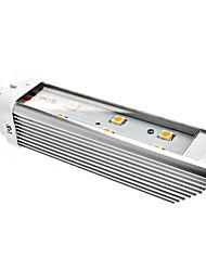 Недорогие -160 lm G24 LED лампы типа Корн 6 Светодиодные бусины SMD 5050 Тёплый белый 220-240 V