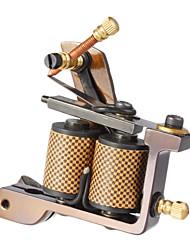 Macchinetta per tatuaggi a bobina Professiona Tattoo Machines Acciaio al carbonio Ombre Colata