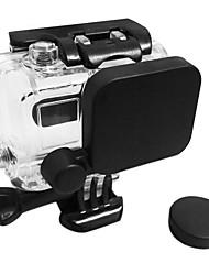 Недорогие -Аксессуары крышка объектива Высокое качество Для Экшн камера Gopro 3 Gopro 2 Спорт DV ABS Other