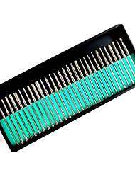baratos -30PCS Bits Conjuntos básicos Pedicure por Professional Nail Manicure máquina