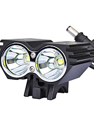 cheap -2U2 Bike Light / SolarStorm X2 2xCree XM-L U2 2000 Lumens LED 4 Modes LED Bike/Bicycle Front Light(12-2T64MX2BL)