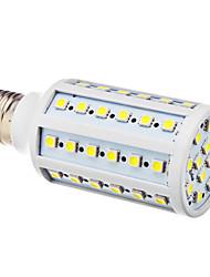 billige -12w 1200lm e26 / e27 ledet cornlight t 60 smd 5050 lm køligt hvidt AC 220-240 v