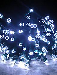 22M di energia solare 200 bianca LED Fata della luce della stringa della lampada Xmas Party Wedding Garden Decor
