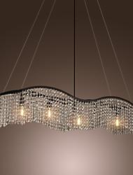 povoljno -QINGMING® Otok Light Downlight - Crystal, Konyhasziget Modern / Comtemporary, 110-120V 220-240V Bulb not included