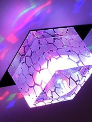 cheap -LightMyself™ 4-Light Flush Mount Ambient Light - Crystal, LED, 110-120V / 220-240V, Warm White / Cold White / RGB / 20-30㎡