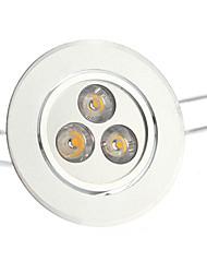 lm Stropna svjetla LED diode Visokonaponski LED Toplo bijelo AC 85-265V