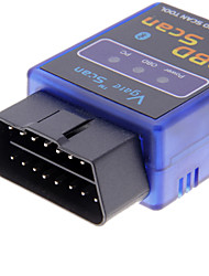 abordables -Mini ELM327 Bluetooth V1.5 ORME 327 OBDII OBD2 protocoles automatique diagnostic outil