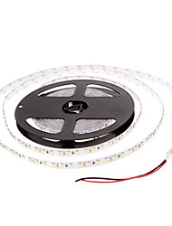 5M 48W 120x3528SMD 1800-2400LM 2800-3200K Warm White Light LED Strip Light (DC12V)