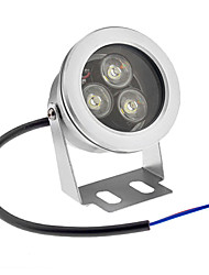 cheap -Underwater Lights 3 High Power LED 800 lm Cold White 6000 K Waterproof AC 12 V