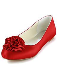 Недорогие -Черный / Синий / Розовый / Фиолетовый / Красный / Айвори / Белый / Серебристый / Золотистый / Цвета шампанского - Свадебная обувь -