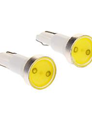T5 Automatique Blanc froid 0.5W 6000 Lumières pour tableau de bord