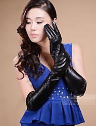 Opera Length Glove Leather Party/ Evening Gloves Winter Gloves Spring Fall Winter