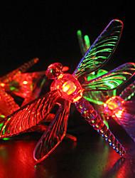 cheap -RGB Strip Lights / String Lights 30 LEDs RGB Color-Changing