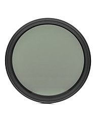 fotga® 62mm schlank Fader ND-Filter variabel einstellbar Neutraldichte ND2 zu ND400