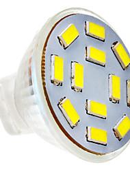 preiswerte -SENCART 5 W LED Spot Lampen 300-320 lm G4 MR11 12 LED-Perlen SMD 5730 Kühles Weiß 12 V, 1pc