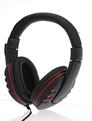 cheap -Stylish Game Headphone with Microphone (3.5mm Plug / 220cm Length)