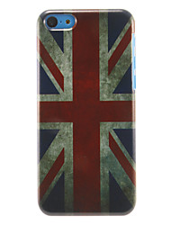 cheap -Case For iPhone 5C / Apple Back Cover Hard PC for iPhone 5c