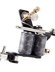 cheap -Coil Tattoo Machine Casting Liner and Shader Cast Iron Professional Tattoo Machine