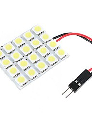 cheap -20 5050 White SMD LED Light Panel Car Interior Dome Lamp Bulb