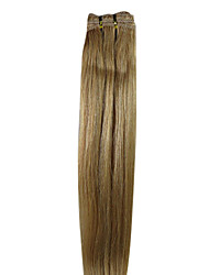 24inch 100% Human Hair Indian Hair Weft Silky Straight 100g More Colors Avaliable