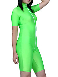 economico -Costumi zentai Tutina aderente Ninja Costumi Zentai Costumi Cosplay Tinta unita Calzamaglia/Pigiama intero Costumi Zentai Tute aderenti