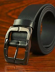 cheap -Men / Women Buckle / Waist Belt,Casual Alloy / Leather Summer / Winter