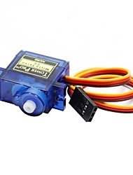 TowerPro SG90 9G Mini Servo with Accessories for (For Arduino) (Works with Official (For Arduino) Boards)