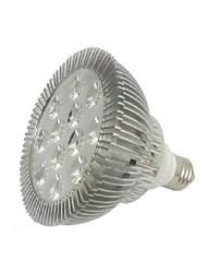 abordables -840-1080 lm E26/E27 Spot LED PAR38 12 diodes électroluminescentes Intensité Réglable Blanc Chaud Blanc Naturel CA 100-240V AC 85-265V V
