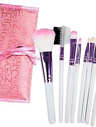 billige -1 Brush Sets Nylon Børste Øjne Ansigt Læbe