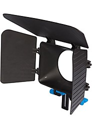 YELANGU® DP500 DSLR Matte Box For 15mm Rail Rod Suppot Focus Rig 60D 5DII