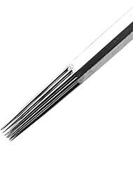 abordables -50PCS/box 11RL Acier inoxydable Tattoo Needle