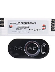 cheap -LED RF Touch Dimmer Controller for LED Lighting (DC12V 144W or DC24V 240W 433.92MHZ)